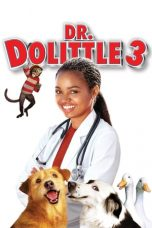 Nonton Streaming Download Drama Dr. Dolittle 3 (2006) jf Subtitle Indonesia