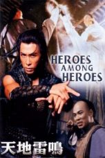 Nonton Streaming Download Drama Fist of the Red Dragon / Heroes Among Heroes (1993) Subtitle Indonesia