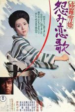 Nonton Streaming Download Drama Lady Snowblood 2: Love Song of Vengeance (1974) gt Subtitle Indonesia
