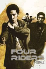 Nonton Streaming Download Drama Four Riders (1972) gt Subtitle Indonesia
