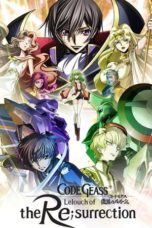 Nonton Streaming Download Drama Nonton Code Geass: Lelouch of the Re;Surrection (2019) Sub Indo jf Subtitle Indonesia